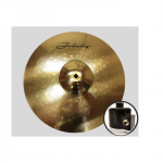 Brass real feel 1 piece hi hat