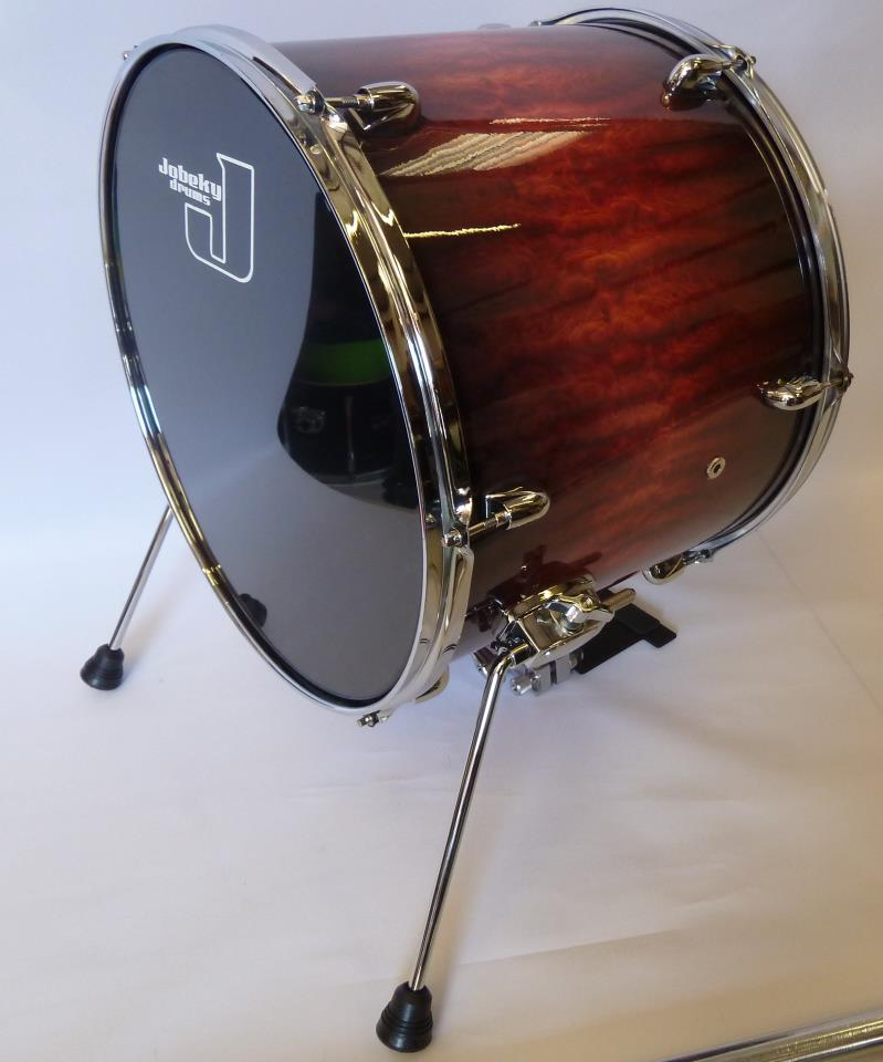Prestige 16 Quot Inch Electronic Bass Drum Jobeky Drums