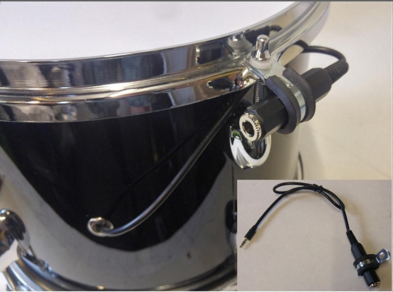 Jobeky's Adjustable Internal trigger system   Jobeky Drums