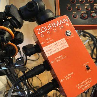 Zourman Drums (42box) Hi-hat Conversion Kit