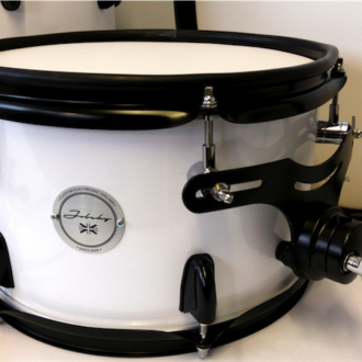 White Electronic Drum