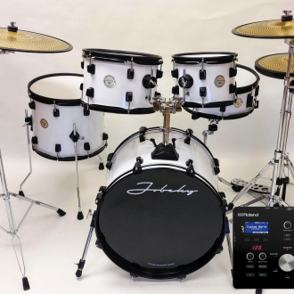 Jobeky Drums | Electronic Drums - Custom Drums and Drum Kits